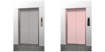 住宅用エレベーター図