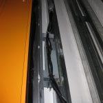 2階背面側インジ裏配線